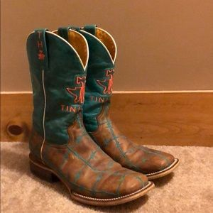 Tin Haul ladies boots